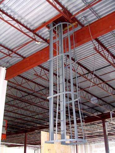Pharmaplus Ladder & Cage
