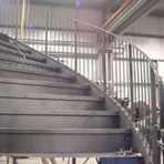 Stantec Stair - Fabrication