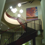 Finished Stantec Stair