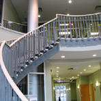 Ontario Agri Centre Guelph Curved Stair